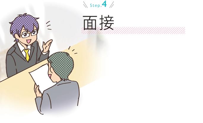 Step4 面接